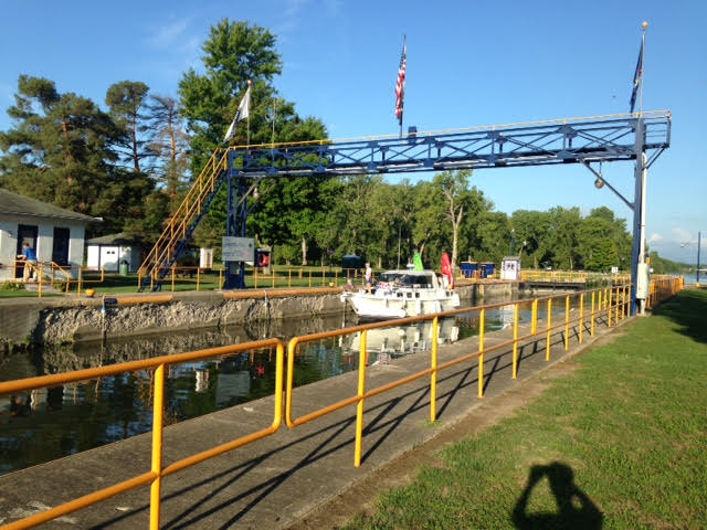 Erie Canal picture
